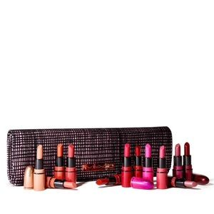 "MAC Cosmetics ""Taste of Stardom"" Mini Lipstick Set"